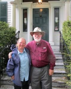 at Beckwith Mansion